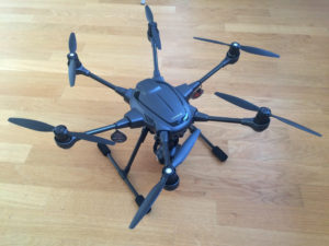 Our new hexacopter!