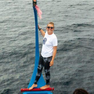 whale shark ahoy!